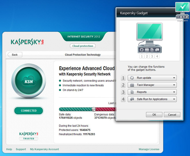 Screenshot 9 of Kaspersky Internet Security