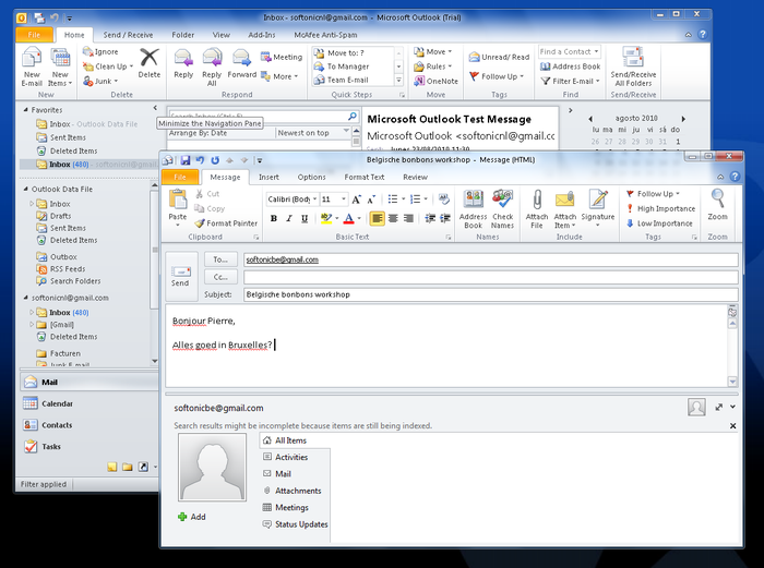 Instant Message Service Center : Download microsoft outlook windows championpriority