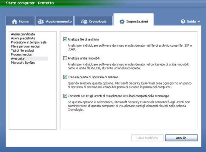 Download and install latest virus definition updates offline in.