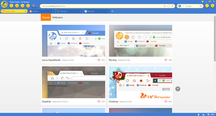 facebook browser for pc