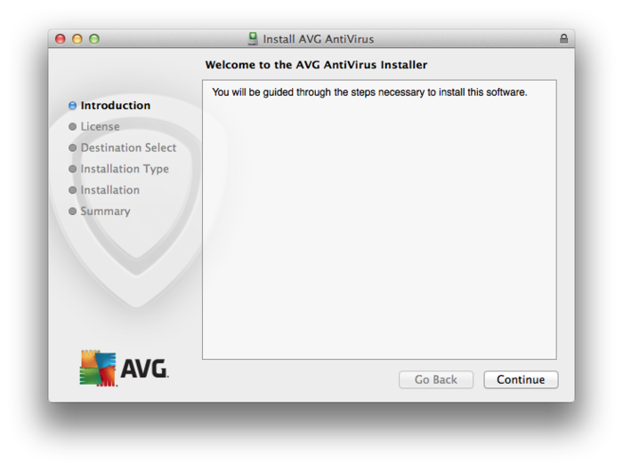 Screenshot 3 of AVG AntiVirus