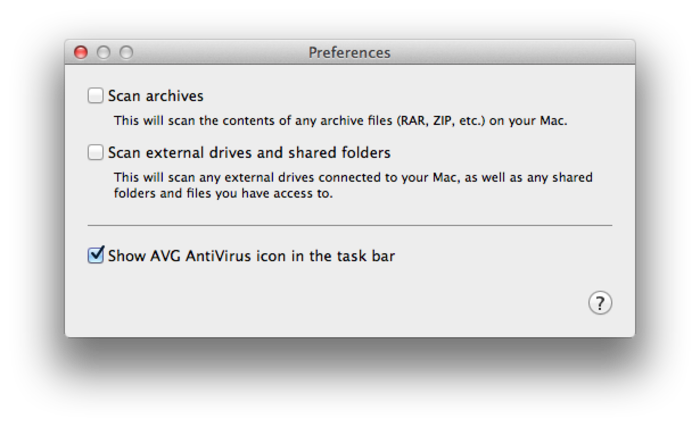 Screenshot 6 of AVG AntiVirus