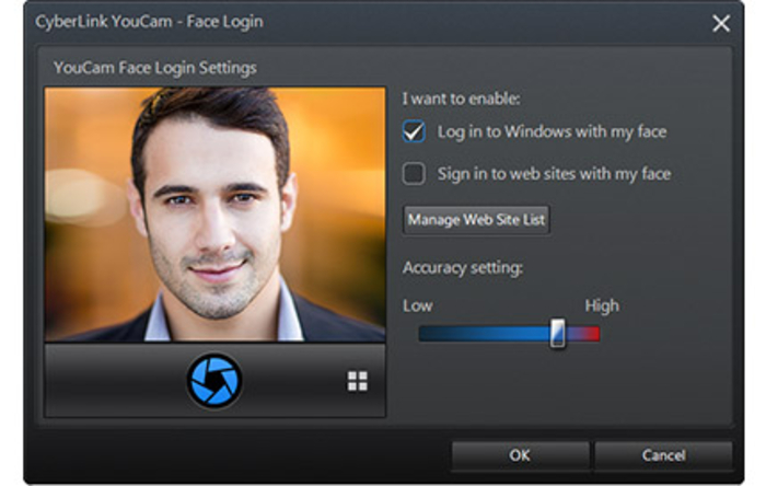 cyberlink youcam for pc