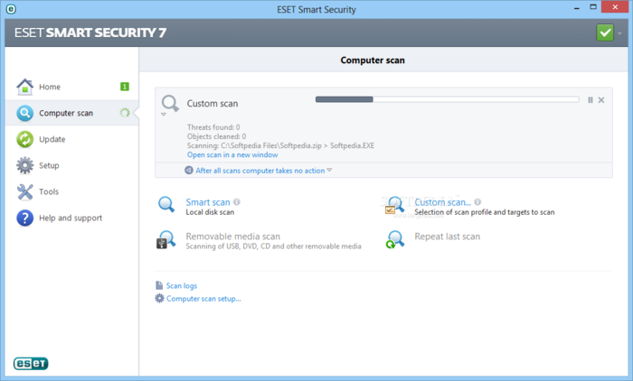 Download ESET Smart Security free - NetworkIce.com