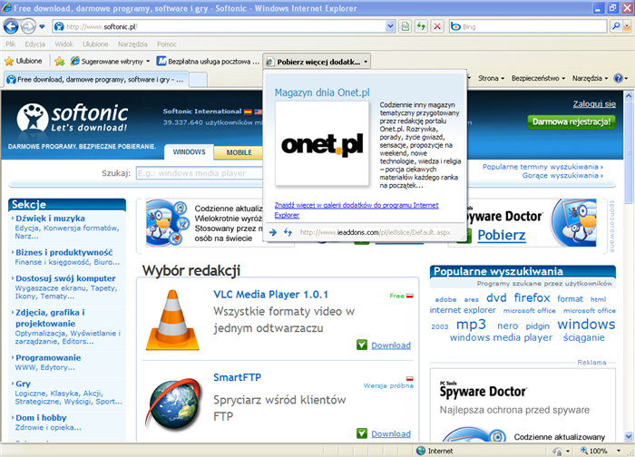 Internet Explorer fr XP - Download - CHIP