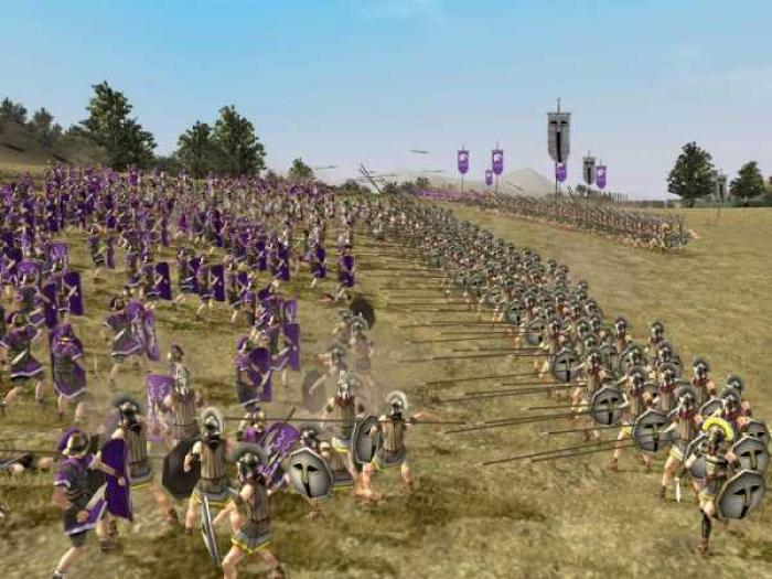 Download Rome: Total War free — NetworkIce com