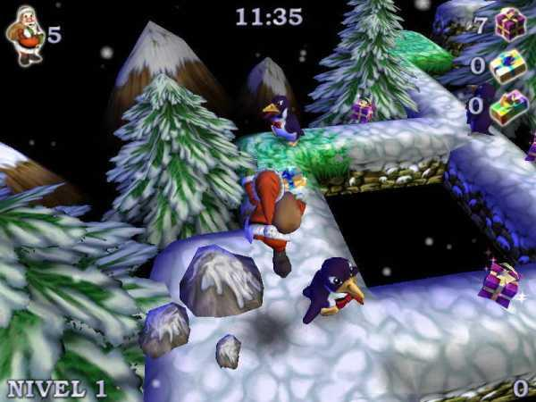 santa claus in trouble download free