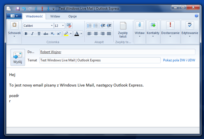 windows mail live download