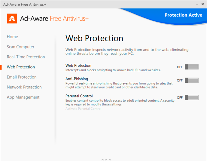 Screenshot 6 of Ad-Aware Free Antivirus+