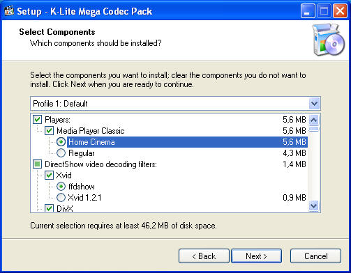 media player codec pack for windows 7