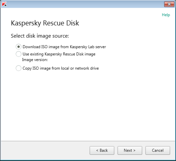 Screenshot 7 of Kaspersky Anti-Virus