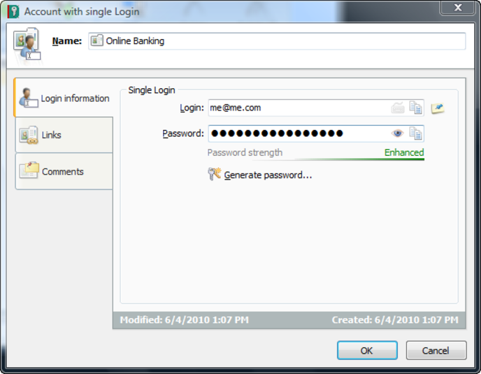 Screenshot 7 of Kaspersky Password Manager