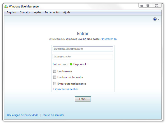 Free download hotmail messenger for windows 8.