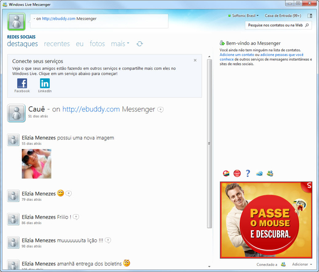 Download MSN 2012 free — NetworkIce com