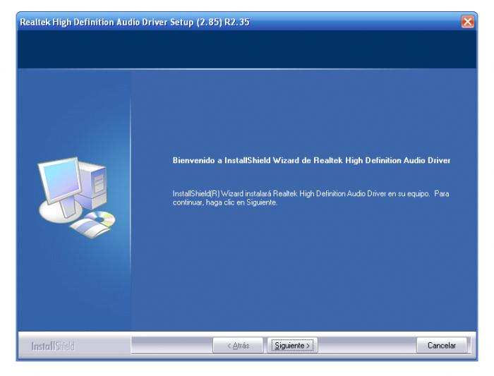 Realtek high definition audio driver free download for xp.