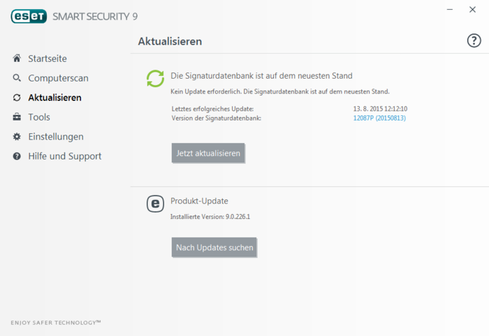 Screenshot 9 of ESET Smart Security
