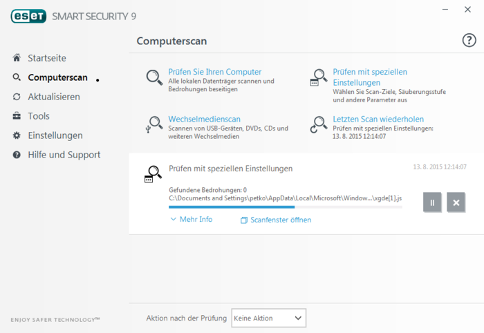 Screenshot 4 of ESET Smart Security
