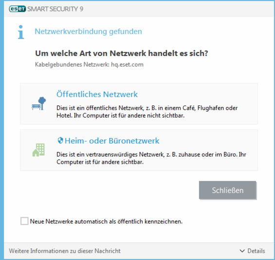 Screenshot 1 of ESET Smart Security