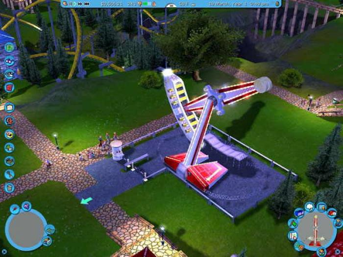 Come scaricare roller coaster tycoon 3 ita
